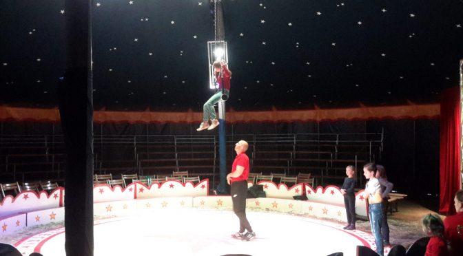 Projektwoche Zirkus