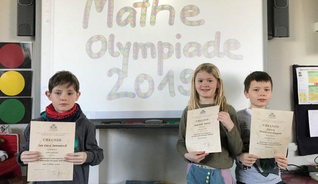 Matheolympiade 2019