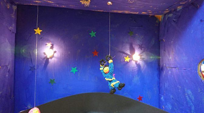 Zirkusprojekt in der Klasse 4d