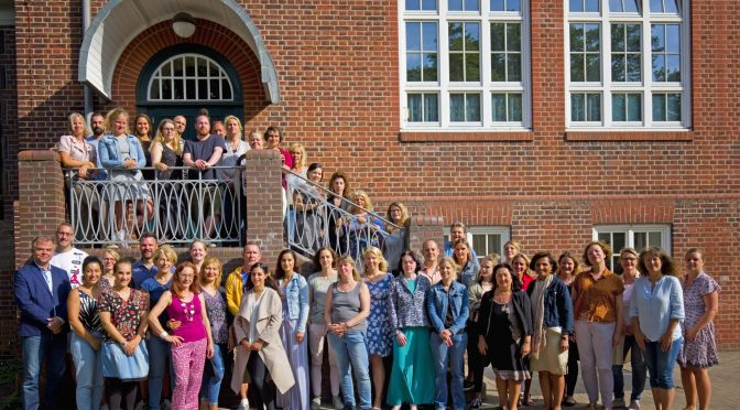 Das Team der Schule Genslerstraße im neuen Schuljahr