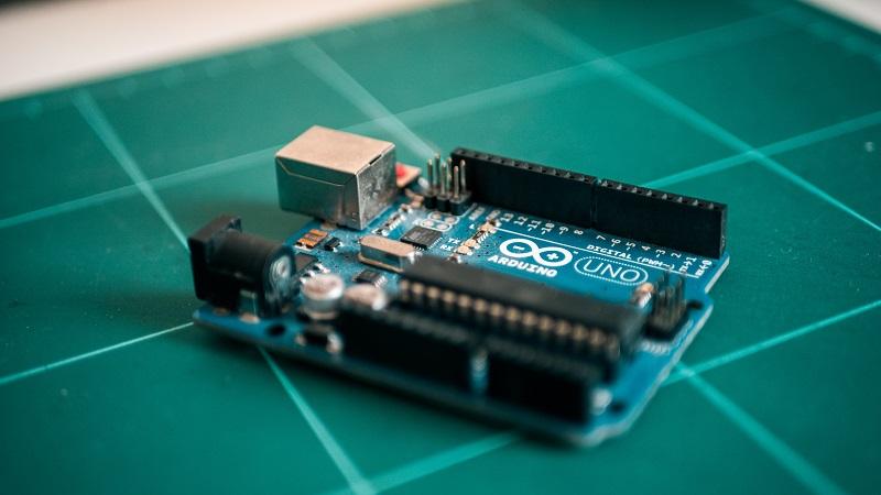 Arduino (H. Broadbent)